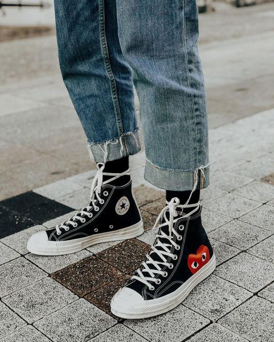 Giày thể thao converstar