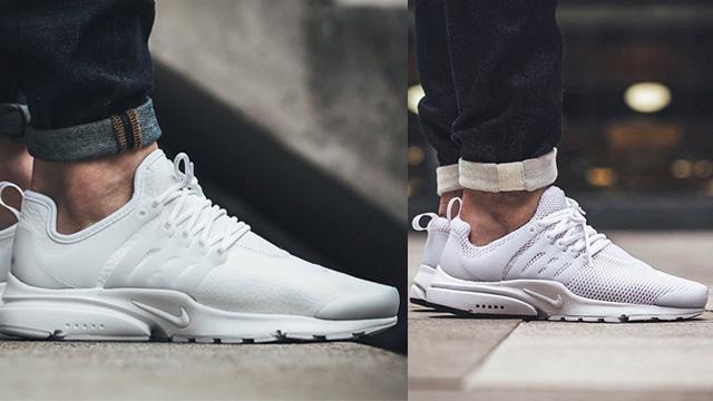 Giày Nike Air Presto trắng