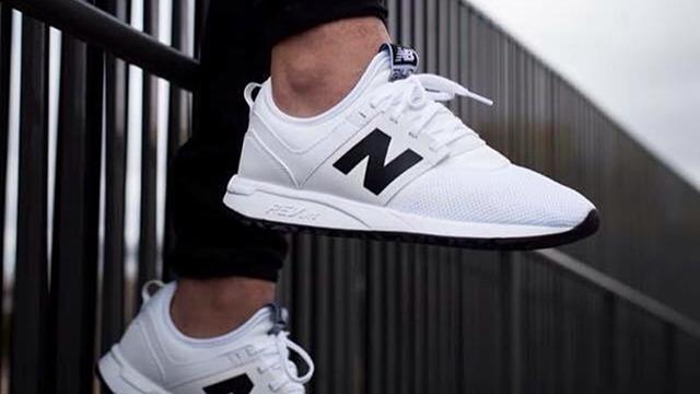 Giày New Balance 247 trắng