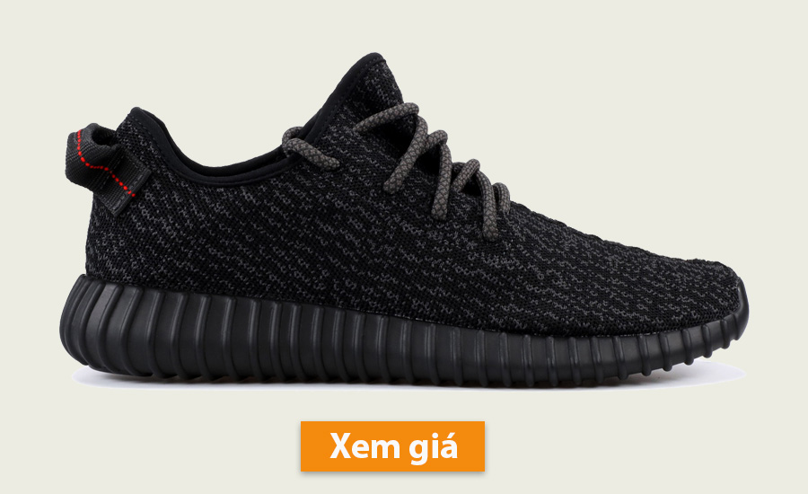 Giày Yeezy Boost 350 Pirate Black