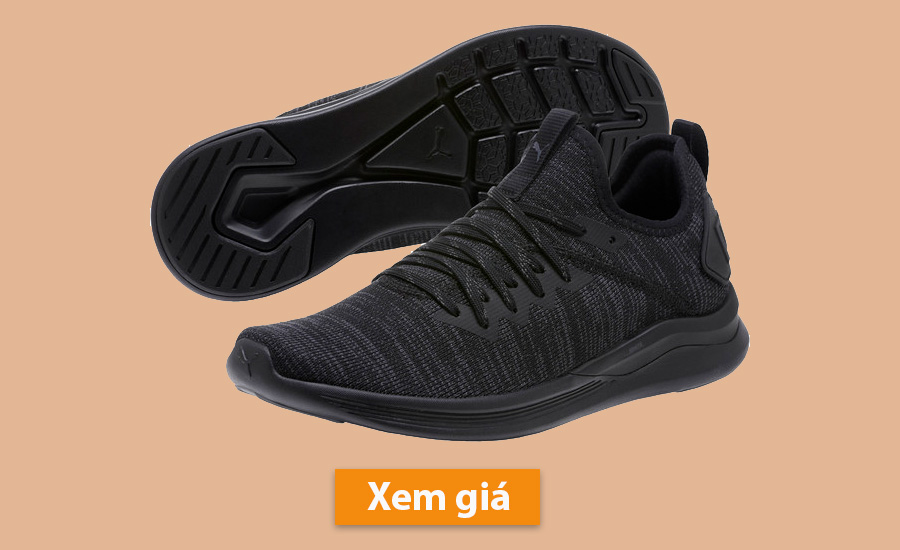Giày tập gym nam Puma Ignite Flash Evoknit