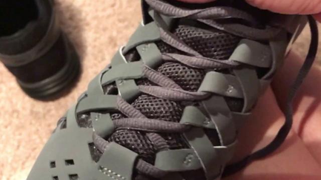 Giày tập gym Nike Lunar Fingertrap TR