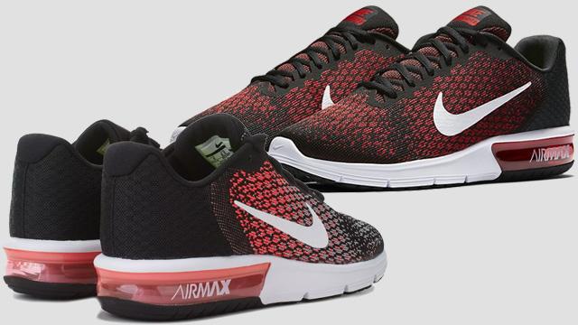Giày đi bộ Nike Air Max Sequent 2