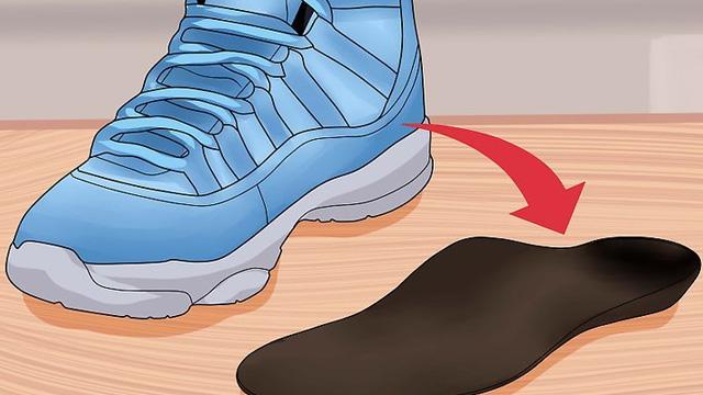 Miếng lót khử mùi giày