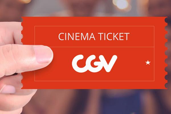 quà tặng vé xem phim