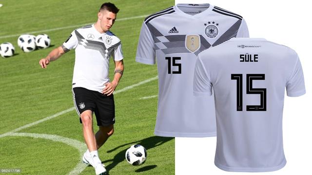 Đội tuyển Đức Niklas Sule