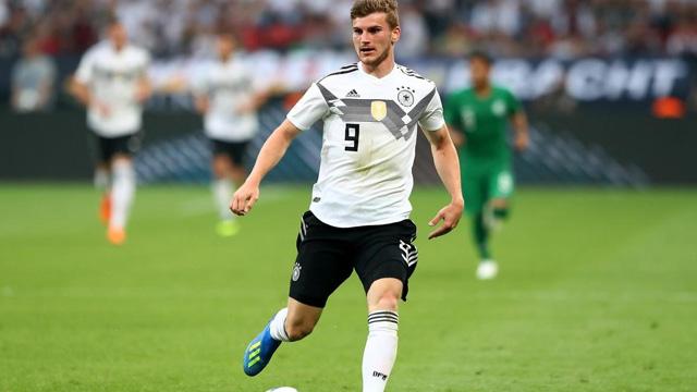Đội tuyển Đức Timo Werner