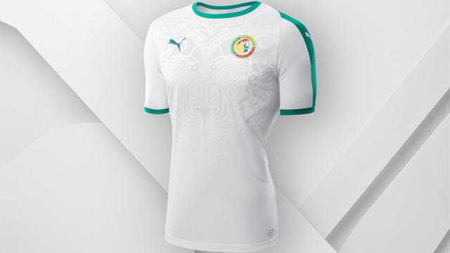 Áo Puma tuyển Senegal