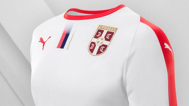 Áo Puma tuyển Serbia