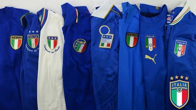 Áo Puma tuyển Ý