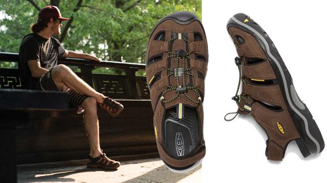 Giày sandal nam Keen