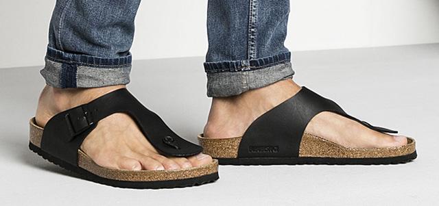 Giày sandal nam Birkenstock
