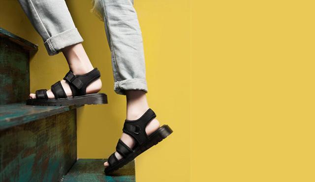 Giày sandal nam Dr Marten