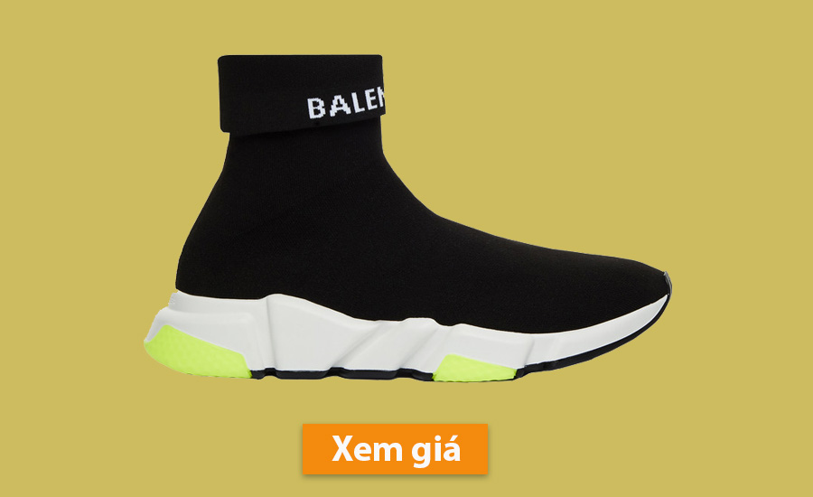 Giày Balenciaga Speed Trainers Cuffed