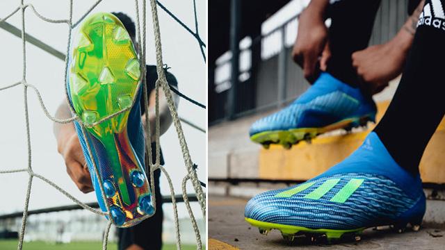 Giày đinh đá bóng adidas X 18.1