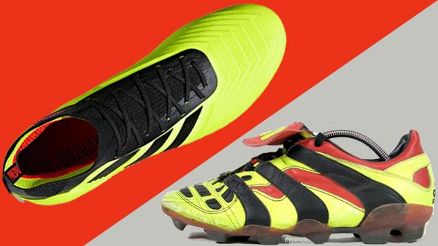 Giày đinh đá bóng adidas Predator 18