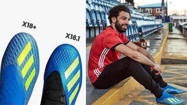 Giày đinh đá bóng adidas X 18+