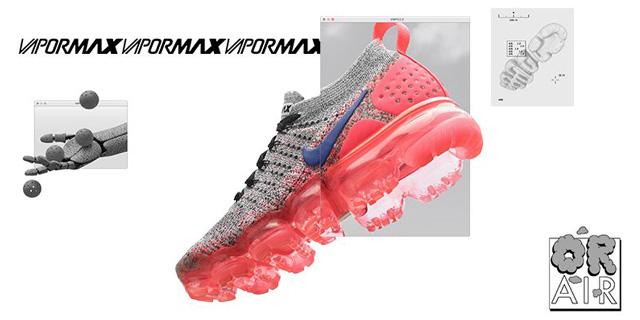Giày Nike Air VaporMax Flyknit 2