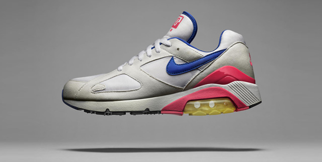 Giày Nike Air Max 180 nam