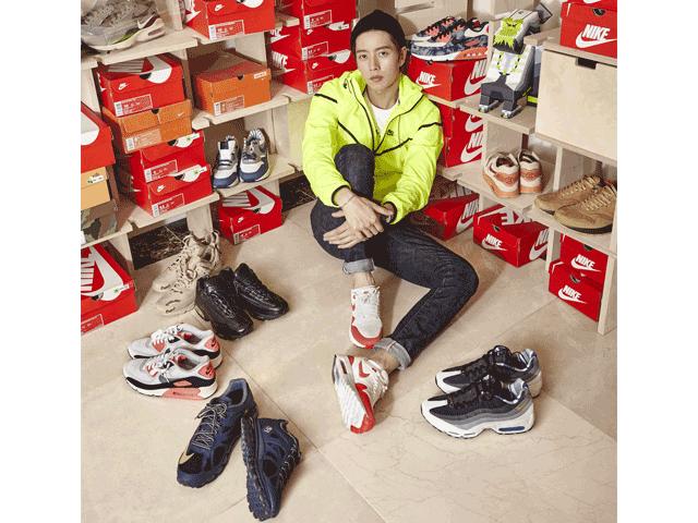 Giày Nike Air Max nam