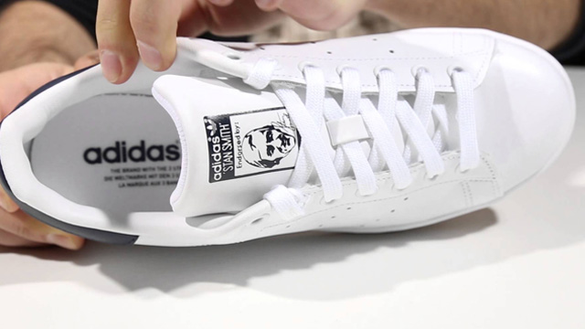 Giày sneaker nữ trắng adidas Stan Smith