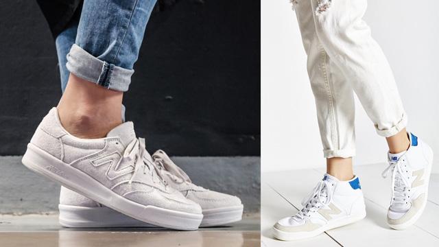 Giày sneaker nữ trắng New Balance 300