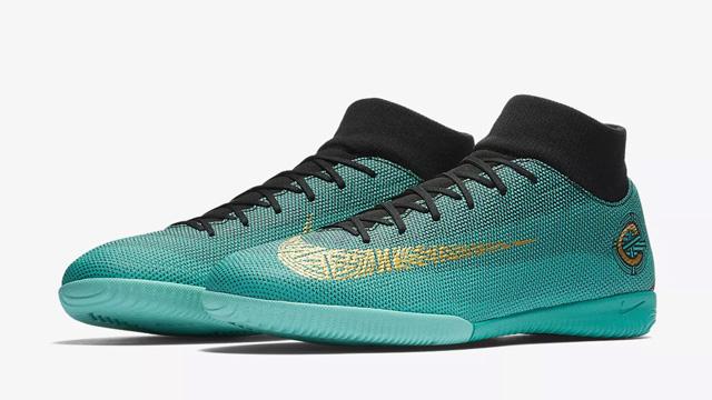 Giày đá bóng Nike MercurialX Superfly VI IC CR7