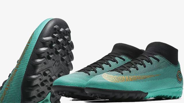 Giày đá bóng Nike MercurialX Superfly TF