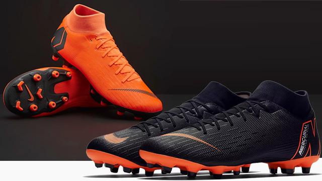 Giày đá bóng Nike Mercurial Superfly MG