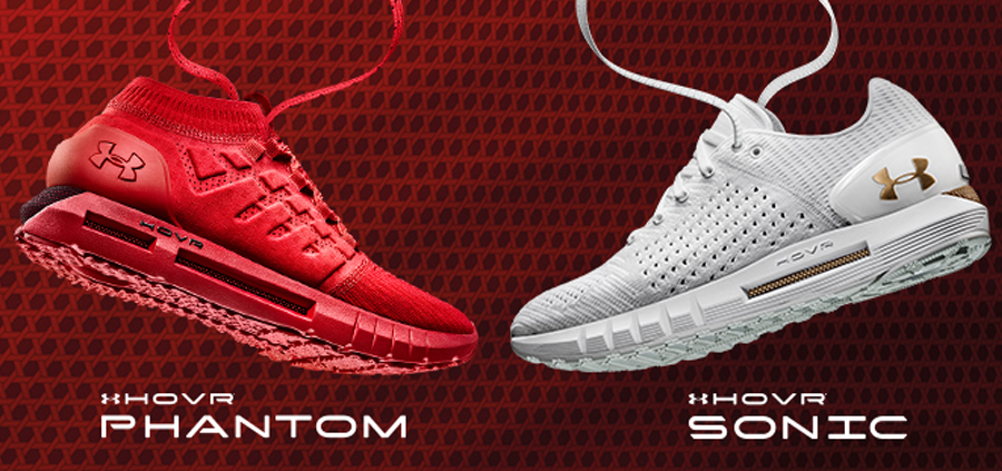 under armour hovr sonic vs phantom