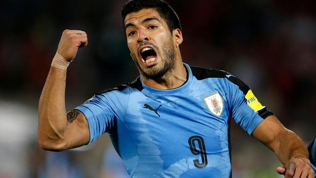 Đội tuyển Uruguay Luis Suarez