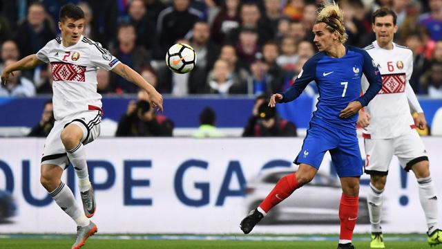 Đội tuyển Pháp Antoine Griezmann