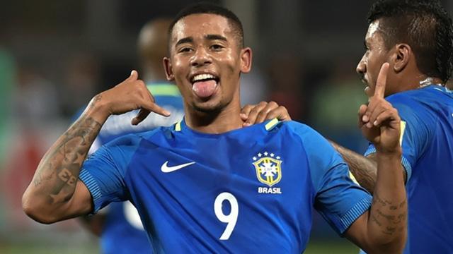 Đội tuyển Brazil Gabriel Jesus