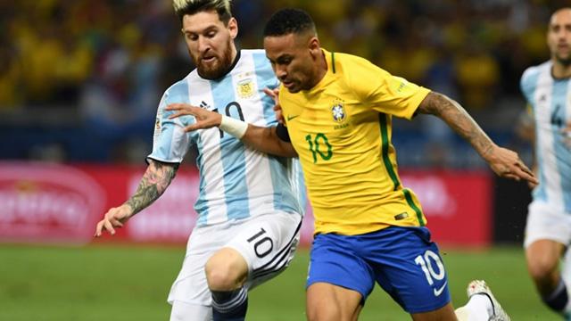 Đội tuyển Brazil Neymar