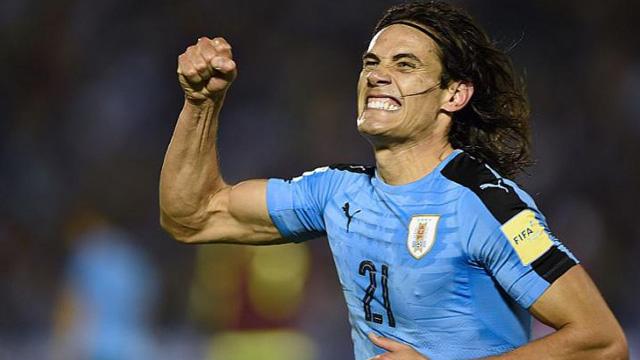 Đội tuyển Uruguay Edinson Cavani
