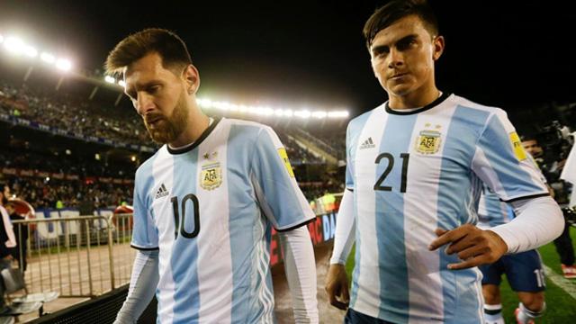 Đội tuyển Argentina Paulo Dybala