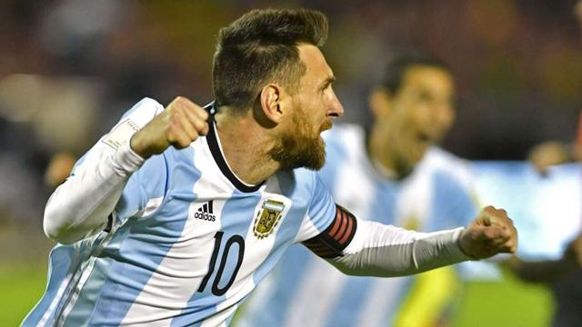 Đội tuyển Argentina Lionel Messi