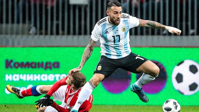Đội tuyển Argentina Nicolas Otamendi