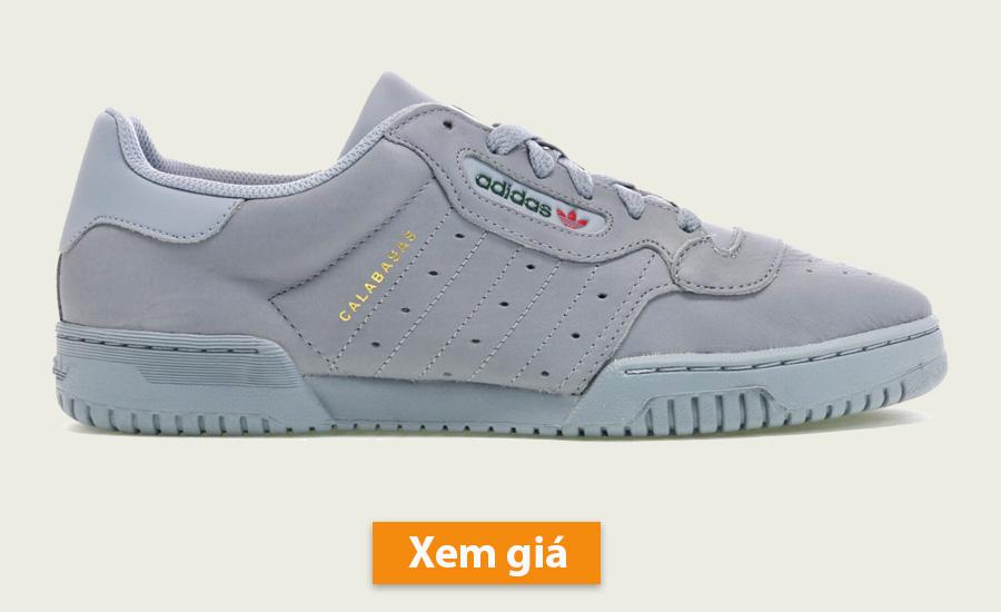 Giày Yeezy Powerphase Calabasas Grey