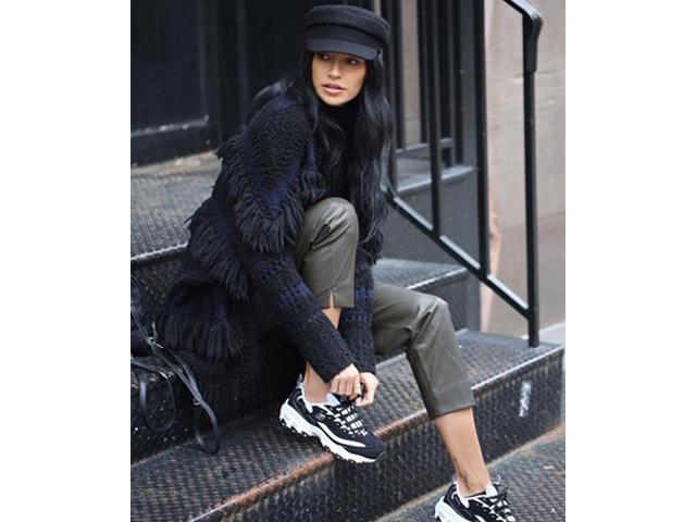 giày thể thao nữ Skechers D'Lites