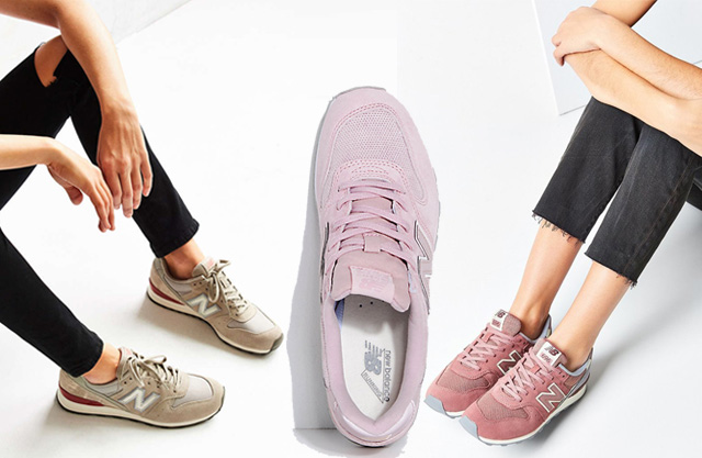 Giày New Balance 696 Suede