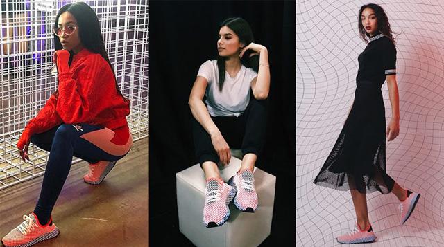Giay adidas Deerupt nữ