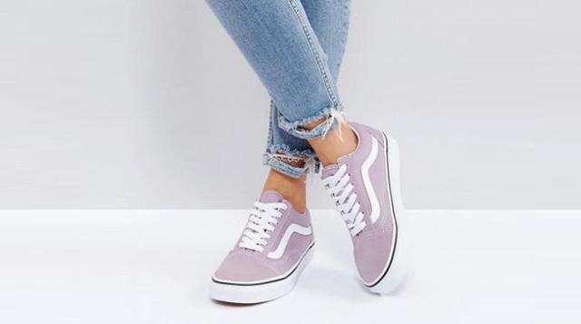 Giày sneaker nữ Vans Old Skool