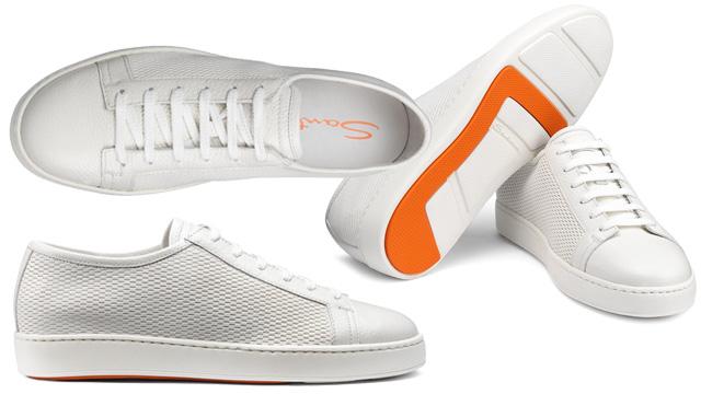 Sneaker nam Santoni