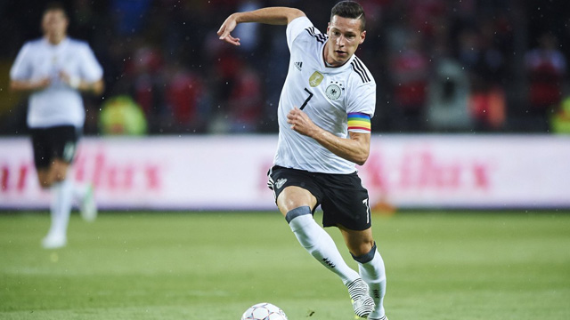 Áo cầu thủ Julian Draxler số 7
