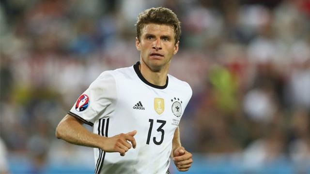 Áo cầu thủ Thomas Muller số 13