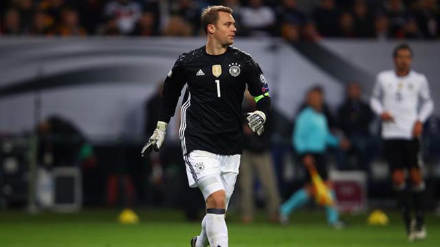 Áo đá banh Manuel Neuer số 1