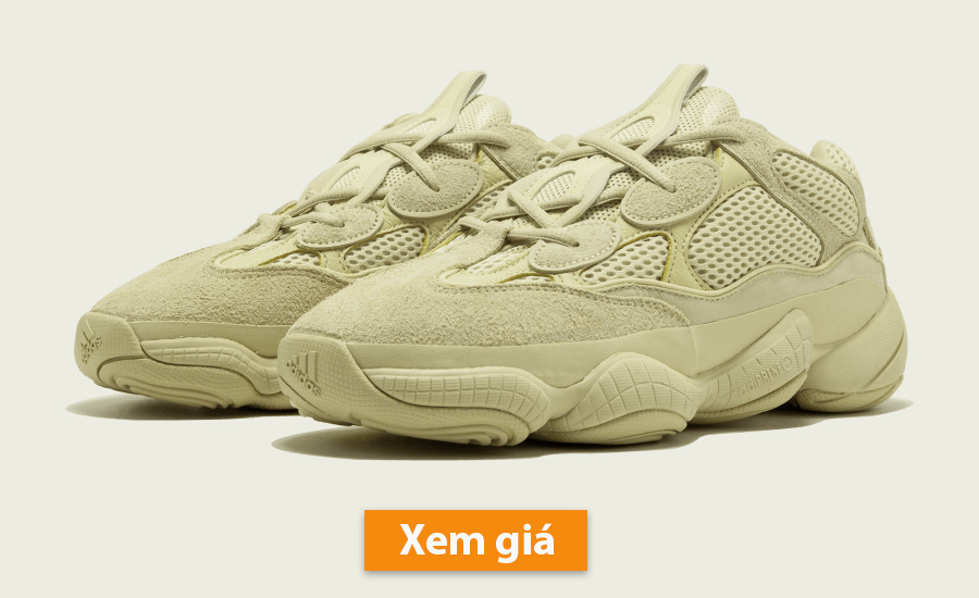 Giay Yeezy 500 Super Moon Yellow