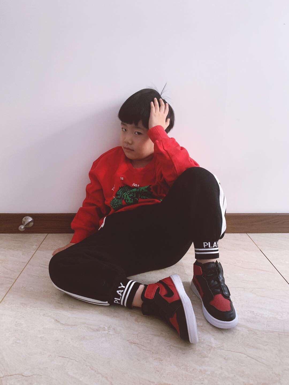 bộ sưu tập giày thể thao trẻ em capvirgo