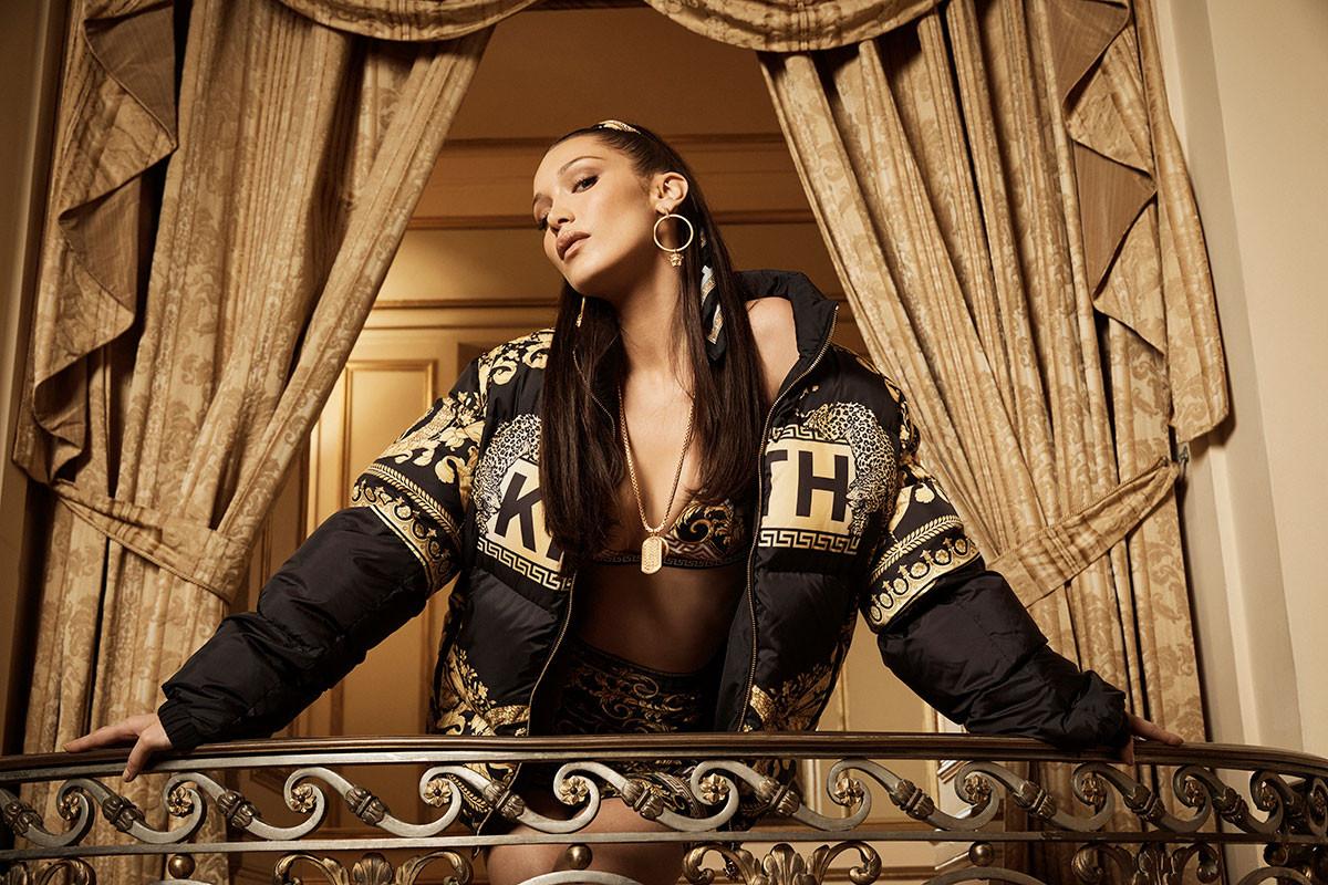 KITH x Versace – Cả New York náo loạn vì độ chịu chơi của Ronnie Fieg